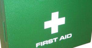 first aid and healthcare cpd courses