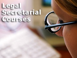legal secretary courses