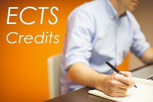 ects points for courses